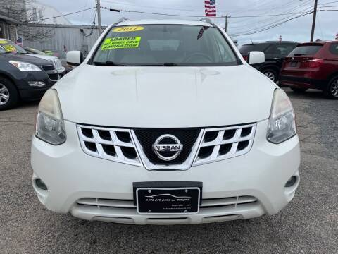 2011 Nissan Rogue for sale at Cape Cod Cars & Trucks in Hyannis MA
