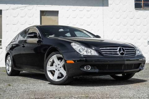 2006 Mercedes-Benz CLS for sale at Vantage Auto Group - Vantage Auto Wholesale in Moonachie NJ
