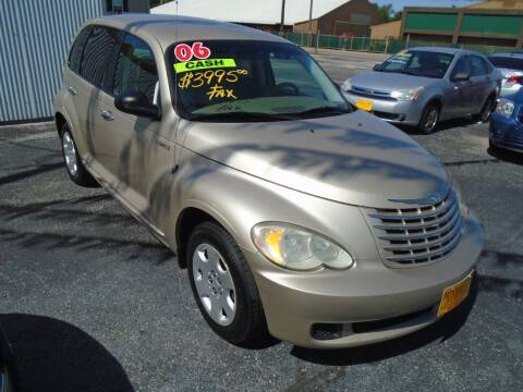 2006 Chrysler PT Cruiser for sale at River City Auto Sales in Cottage Hills IL