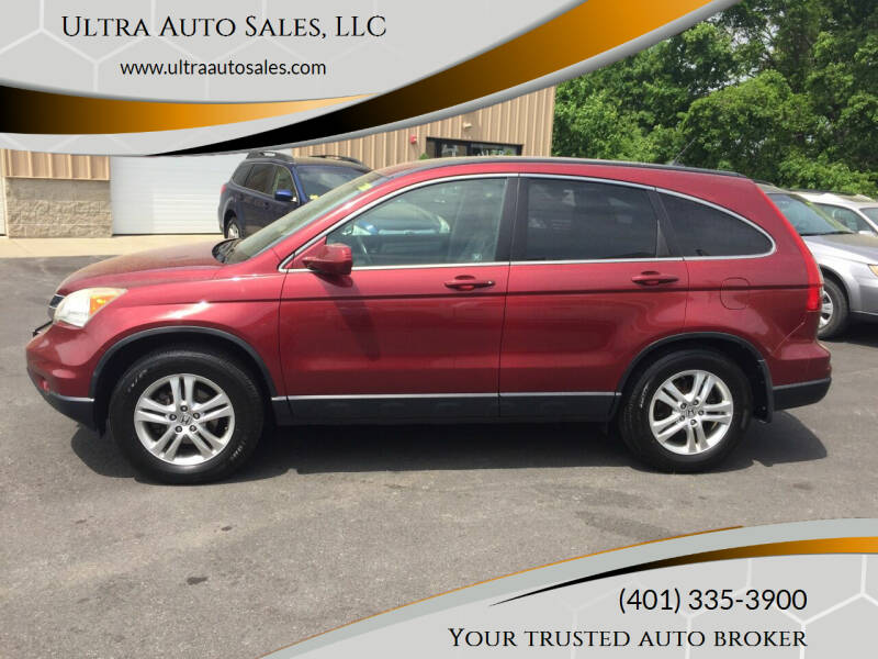 2011 Honda CR-V for sale at Ultra Auto Sales, LLC in Cumberland RI