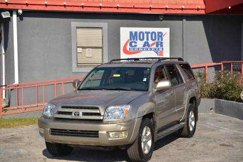 2005 Toyota 4Runner for sale at Motor Car Concepts II - Kirkman Location in Orlando FL