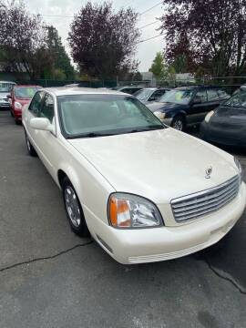 2000 Cadillac DeVille for sale at Blue Line Auto Group in Portland OR