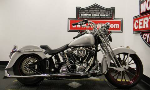 2002 Harley-Davidson SOFTAIL SPRINGER for sale at Certified Motor Company in Las Vegas NV