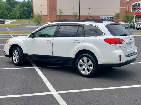 2011 Subaru Outback for sale at XCELERATION AUTO SALES in Chester VA