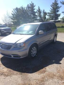 2013 Chrysler Town and Country for sale at Hines Auto Sales in Marlette MI