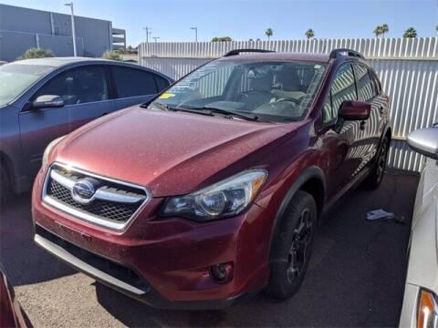 2015 Subaru XV Crosstrek for sale at Camelback Volkswagen Subaru in Phoenix AZ