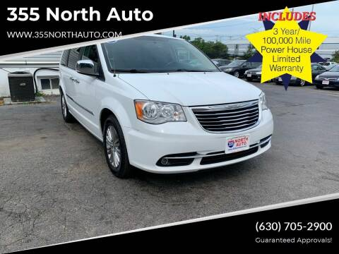 2015 Chrysler Town and Country for sale at 355 North Auto in Lombard IL