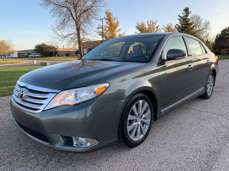 2011 Toyota Avalon for sale at All Star Car Outlet in East Dundee IL