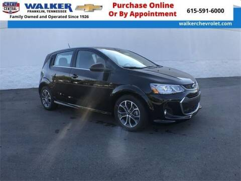 2020 Chevrolet Sonic for sale at WALKER CHEVROLET in Franklin TN