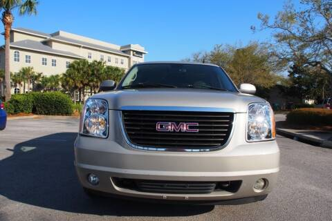 2007 GMC Yukon for sale at Gulf Financial Solutions Inc DBA GFS Autos in Panama City Beach FL