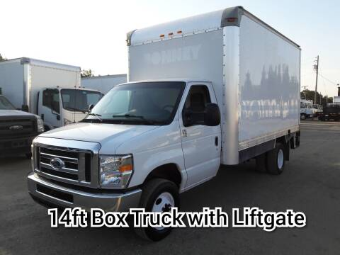 2013 Ford E-Series Chassis for sale at DOABA Motors in San Jose CA