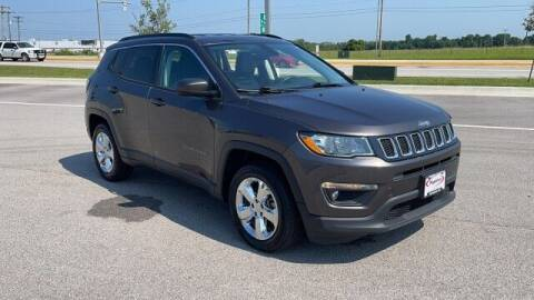 2018 Jeep Compass for sale at Napleton Autowerks in Springfield MO