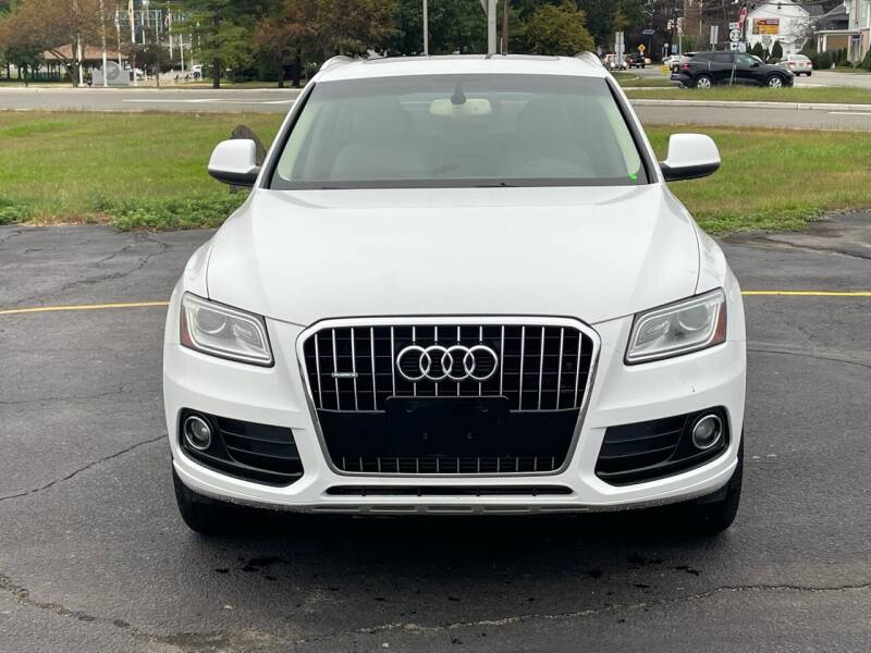 2013 Audi Q5 for sale at MAGIC AUTO SALES in Little Ferry NJ