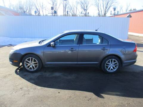2012 Ford Fusion for sale at Chaddock Auto Sales in Rochester MN