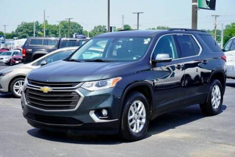 2019 Chevrolet Traverse for sale at Preferred Auto Fort Wayne in Fort Wayne IN