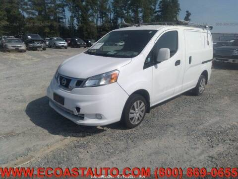 2020 Nissan NV200 for sale at East Coast Auto Source Inc. in Bedford VA