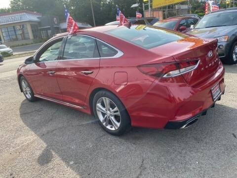 2018 Hyundai Sonata for sale at Nasa Auto Group LLC in Passaic NJ