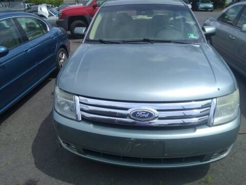 2008 Ford Taurus for sale at Wilson Investments LLC in Ewing NJ