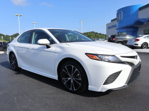 2019 Toyota Camry for sale at RUSTY WALLACE HONDA in Knoxville TN