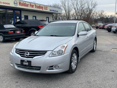 2012 Nissan Altima for sale at H4T Auto in Toledo OH