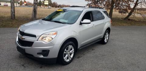 2015 Chevrolet Equinox for sale at Elite Auto Sales in Herrin IL