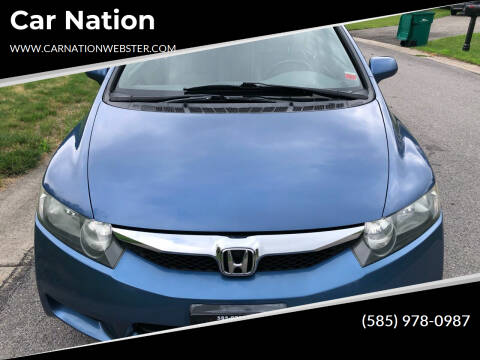 2009 Honda Civic for sale at Car Nation in Webster NY