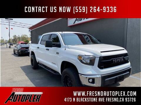 2016 Toyota Tundra for sale at Fresno Autoplex in Fresno CA