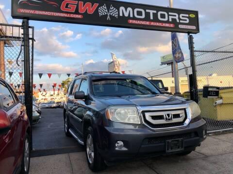 2011 Honda Pilot for sale at GW MOTORS in Newark NJ
