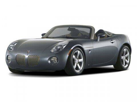2009 Pontiac Solstice for sale at DICK BROOKS PRE-OWNED in Lyman SC