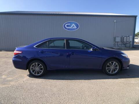 2015 Toyota Camry for sale at ADKINS CITY AUTO in Murfreesboro TN