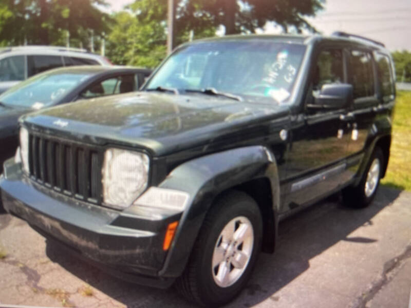 2011 Jeep Liberty for sale at Bill's Auto Sales in Peabody MA