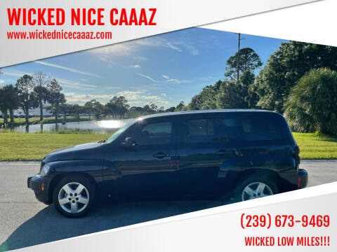 2009 Chevrolet HHR for sale at WICKED NICE CAAAZ in Cape Coral FL