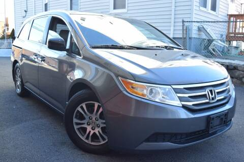 2011 Honda Odyssey for sale at VNC Inc in Paterson NJ