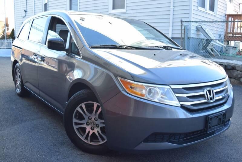 2011 Honda Odyssey for sale at VNC Inc in Paterson NJ