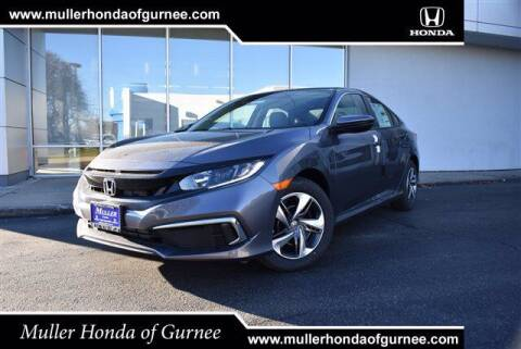 2021 Honda Civic for sale at RDM CAR BUYING EXPERIENCE in Gurnee IL