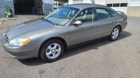 2003 Ford Taurus for sale at Driven Motors in Staunton VA