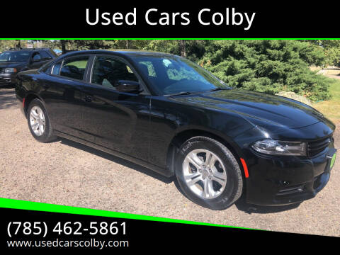 2019 Dodge Charger for sale at Used Cars Colby in Colby KS