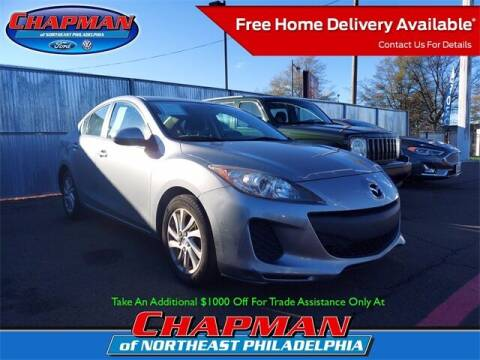 2012 Mazda MAZDA3 for sale at CHAPMAN FORD NORTHEAST PHILADELPHIA in Philadelphia PA
