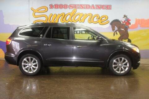 2013 Buick Enclave for sale at Sundance Chevrolet in Grand Ledge MI
