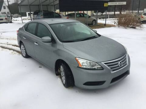 2014 Nissan Sentra for sale at Mocks Auto in Kernersville NC
