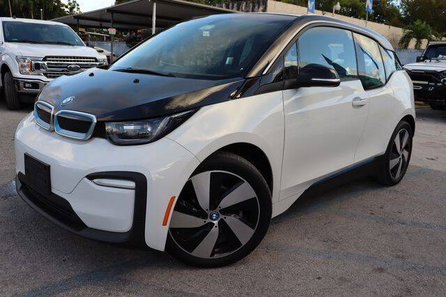 2018 BMW i3 for sale at OCEAN AUTO SALES in Miami FL