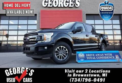 2019 Ford F-150 for sale at George's Used Cars - Pennsylvania & Allen in Brownstown MI