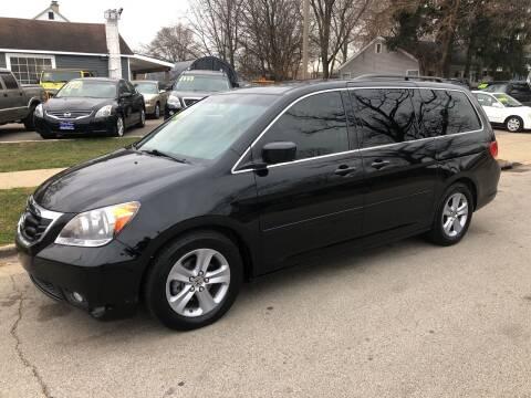 2009 Honda Odyssey for sale at CPM Motors Inc in Elgin IL