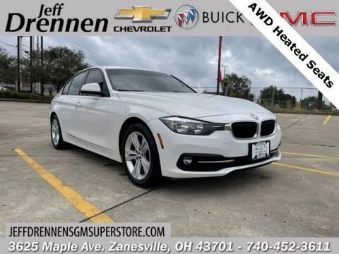2016 BMW 3 Series for sale at Jeff Drennen GM Superstore in Zanesville OH