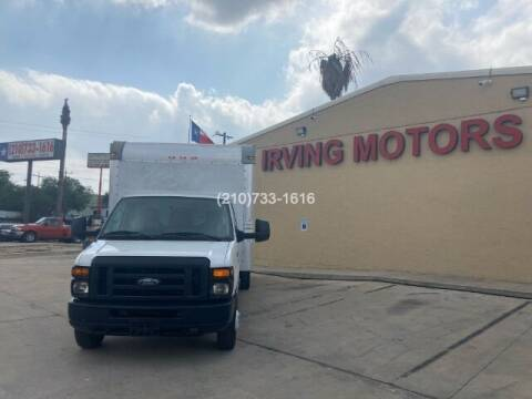 2013 Ford E-Series Chassis for sale at Irving Motors Corp in San Antonio TX