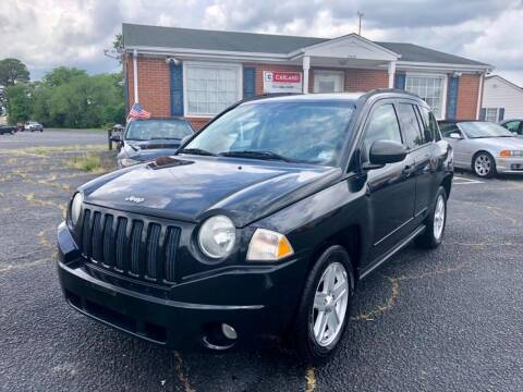 2008 Jeep Compass for sale at Carland Auto Sales INC. in Portsmouth VA