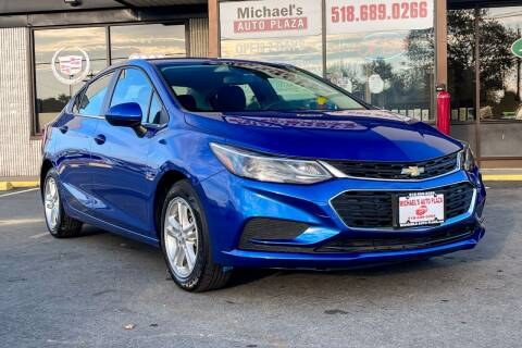 2017 Chevrolet Cruze for sale at Michael's Auto Plaza Latham in Latham NY
