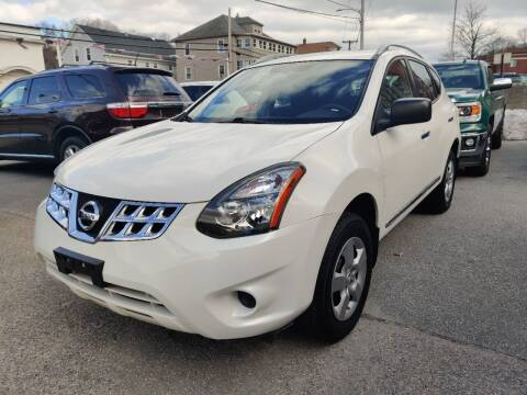 2014 Nissan Rogue Select for sale at Porcelli Auto Sales in West Warwick RI