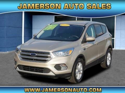 2017 Ford Escape for sale at Jamerson Auto Sales in Anderson IN