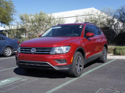 2020 Volkswagen Tiguan for sale at CarFinancer.com in Peoria AZ